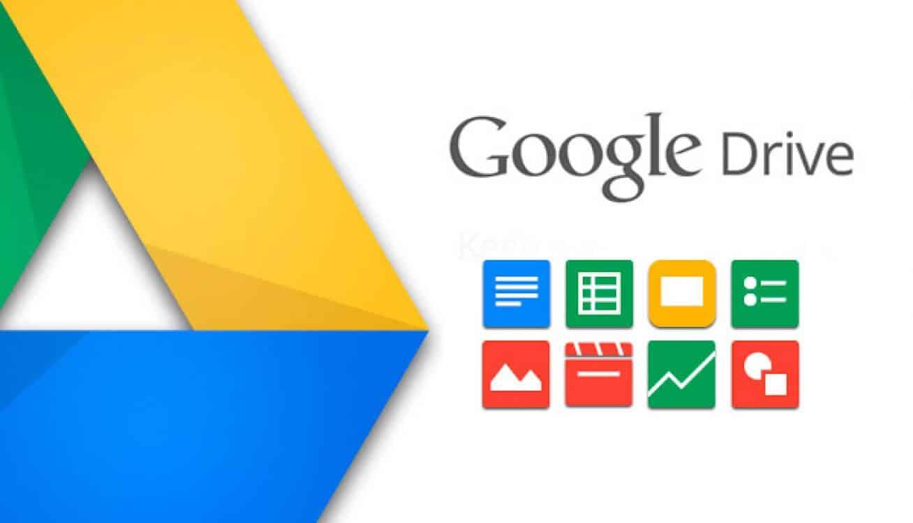 Google Drive vai