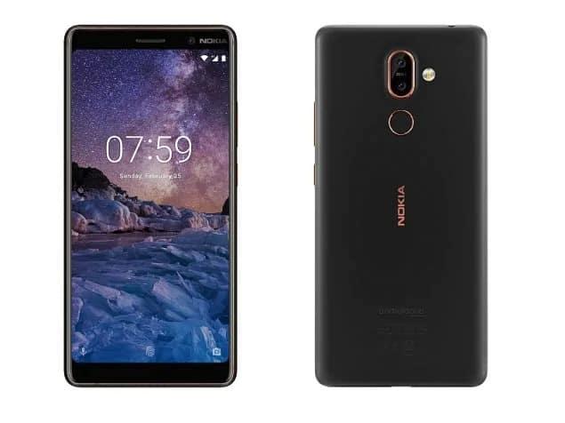 Nokia 7 Plus updates
