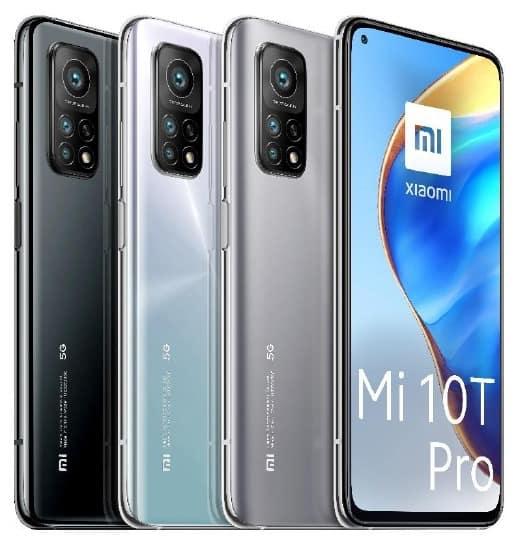 Xiaomi Mi 10T prices