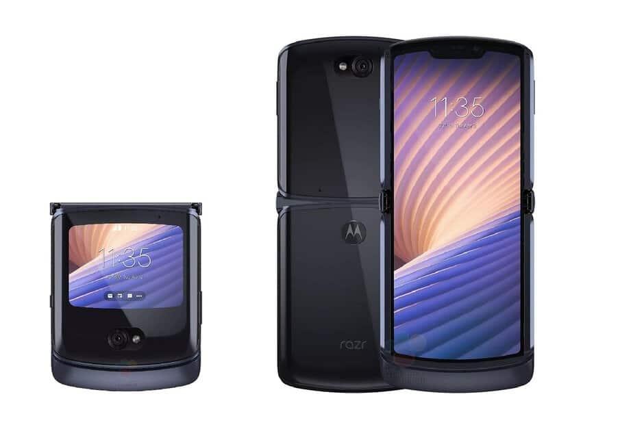 Motorola Montblanc