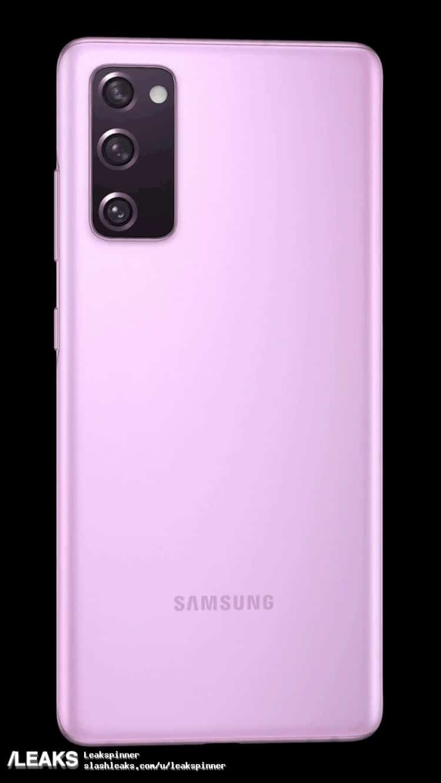 Galaxy S20 FE imagens