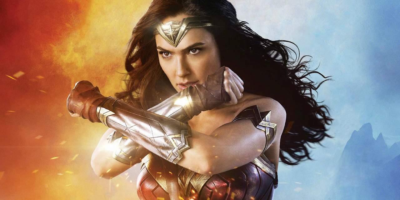 Wonder Woman 1984 filme