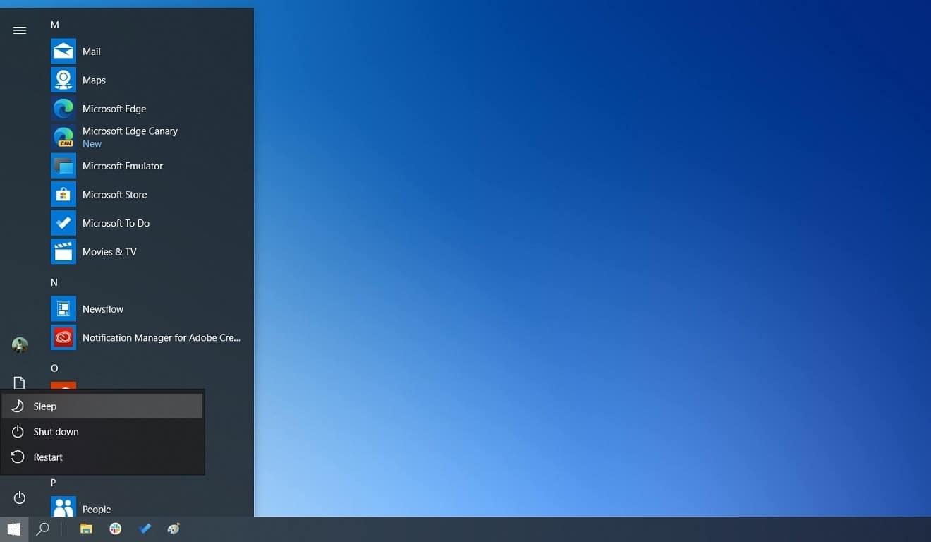 Windows pode