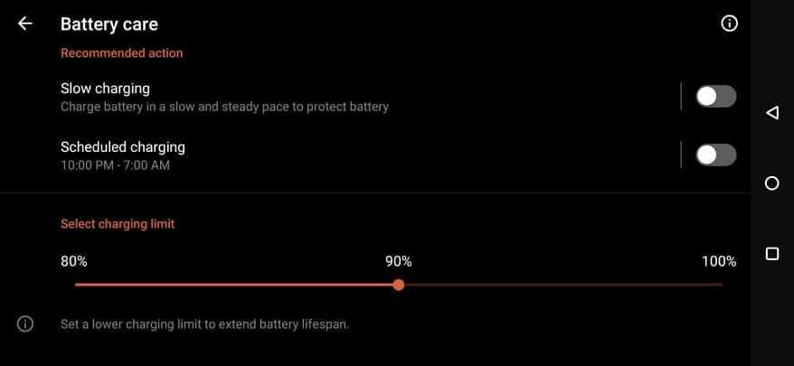 ASUS ZenFone 7 bateria