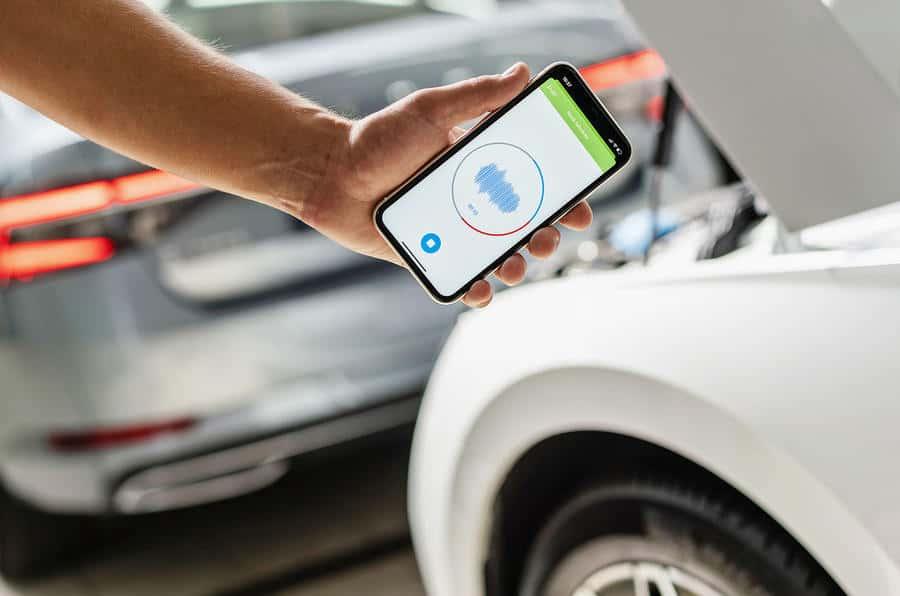 problemas automóvel app