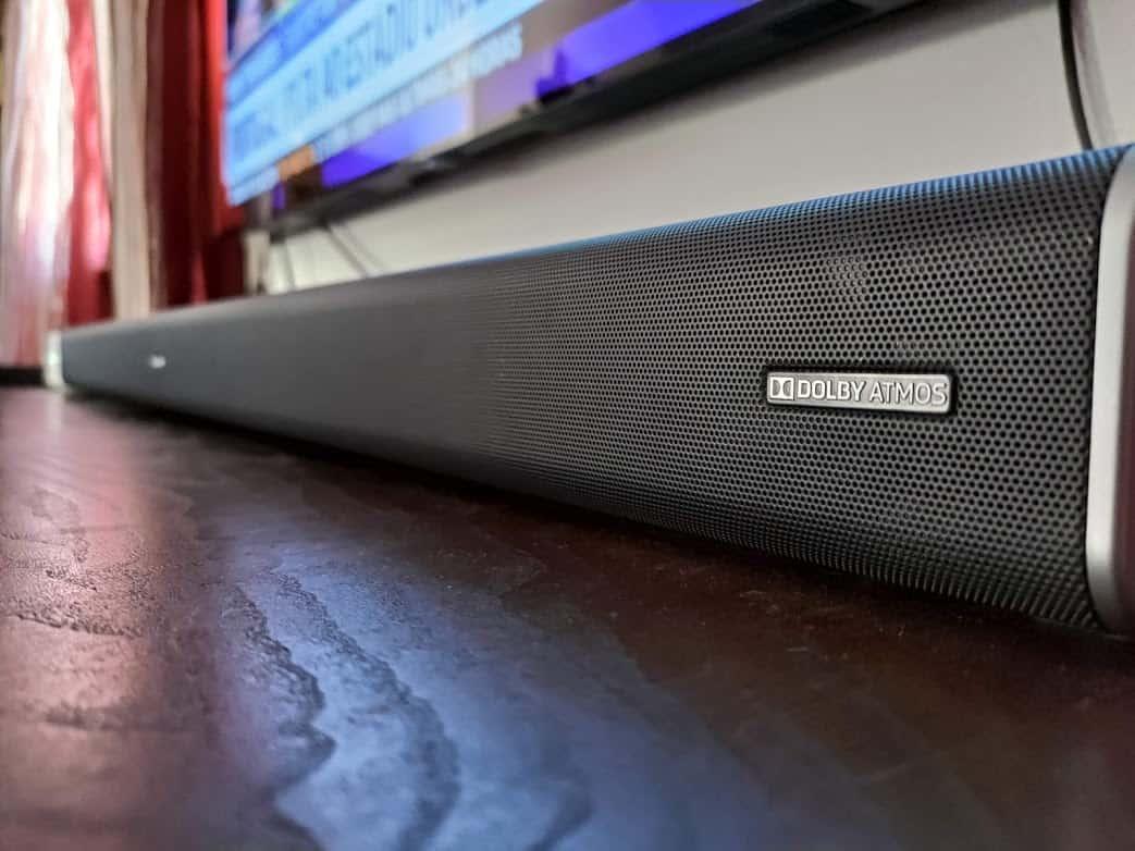 comprar uma soundbar