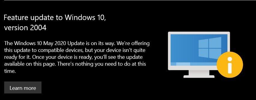 Windows 10 bloqueios updates