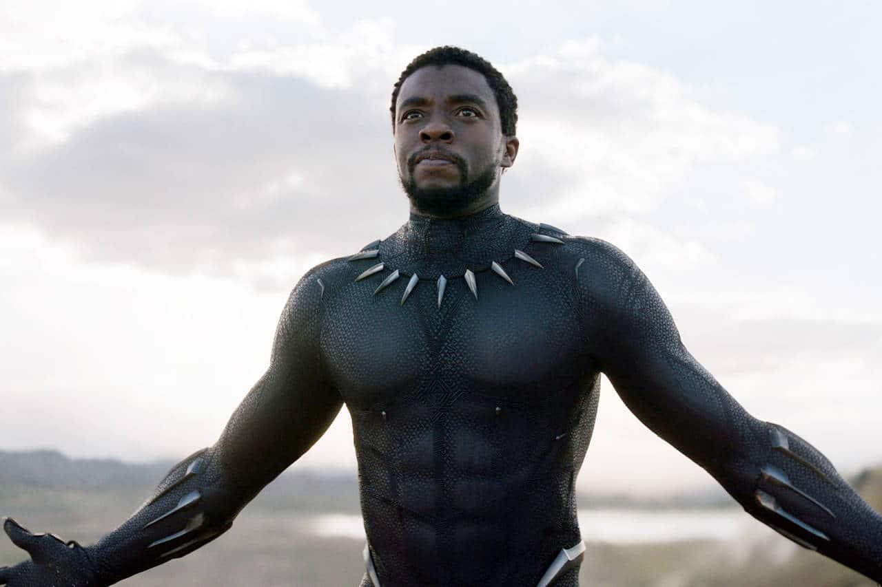Black Panther Chadwick