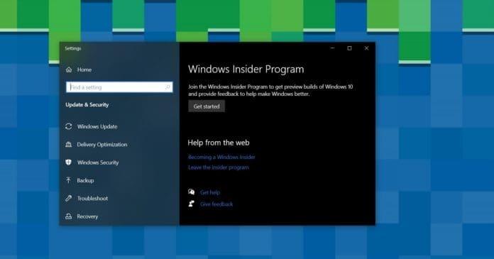 Windows 10 novo