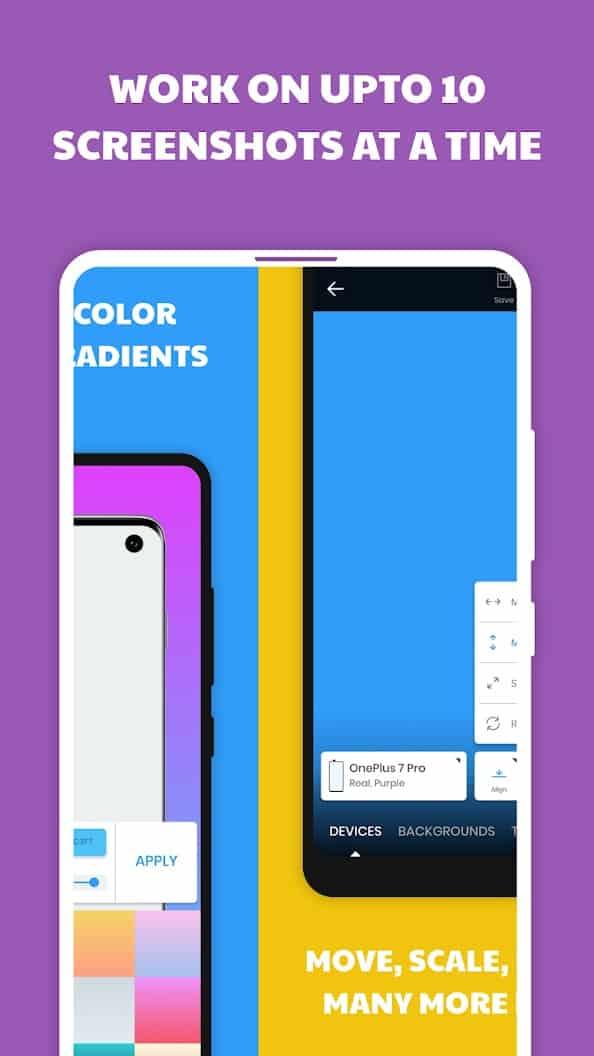 Android aplicações