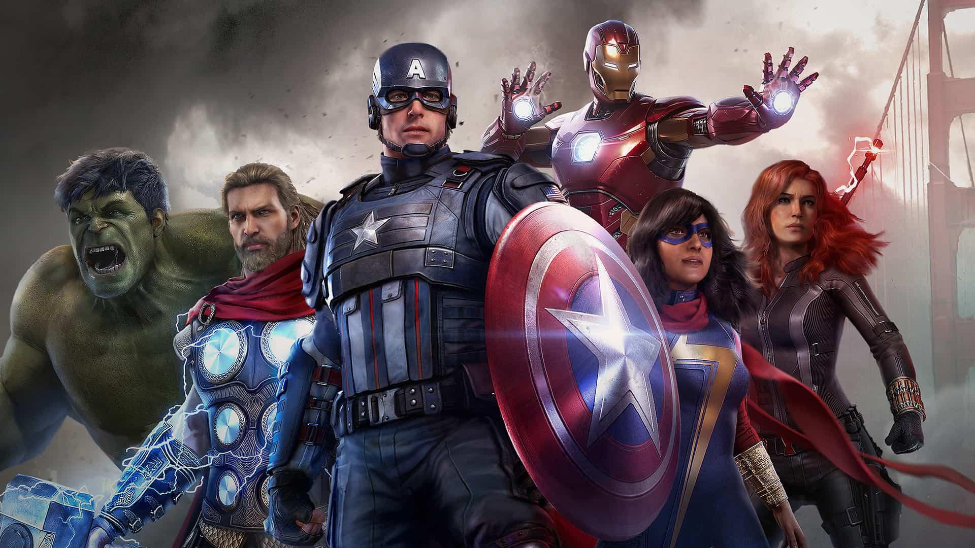Marvel's Avengers Free