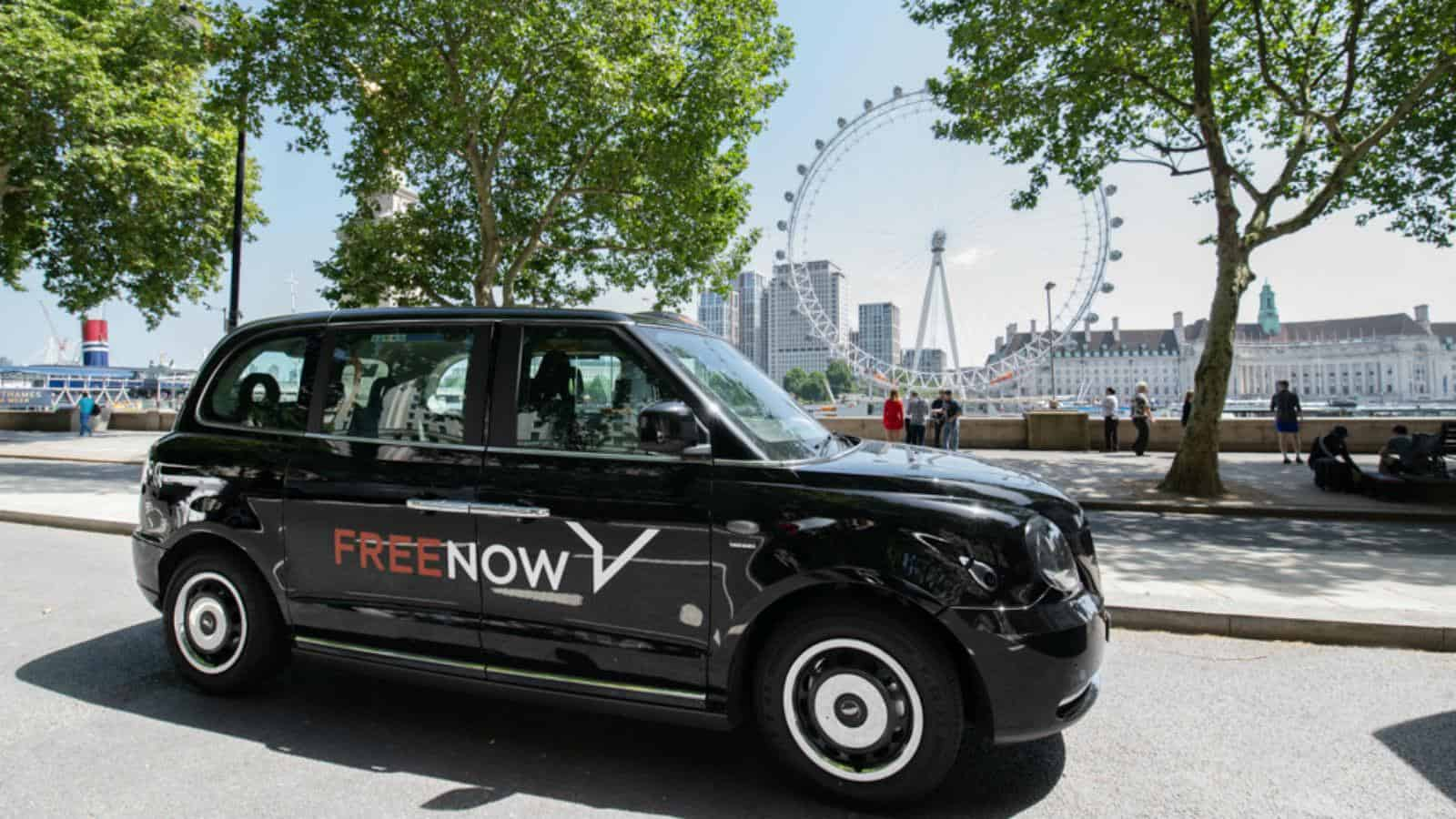 Uber Freenow