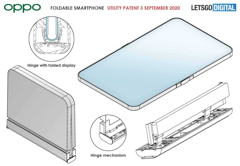 smartphone dobrável OPPO