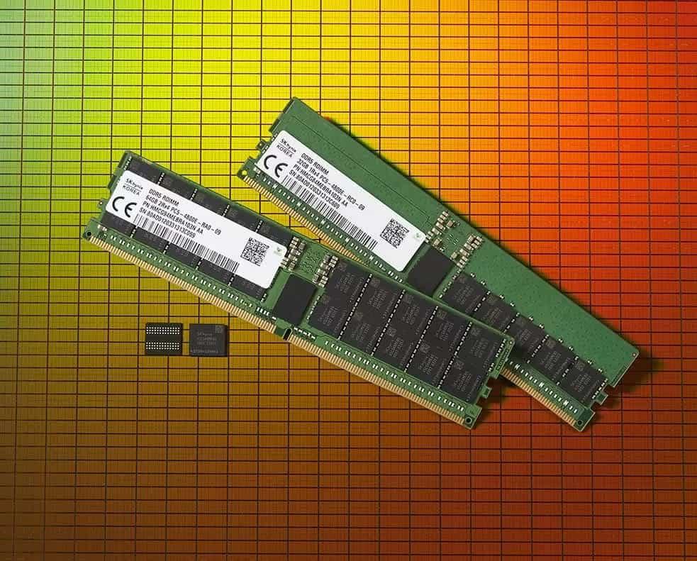 de RAM DDR5