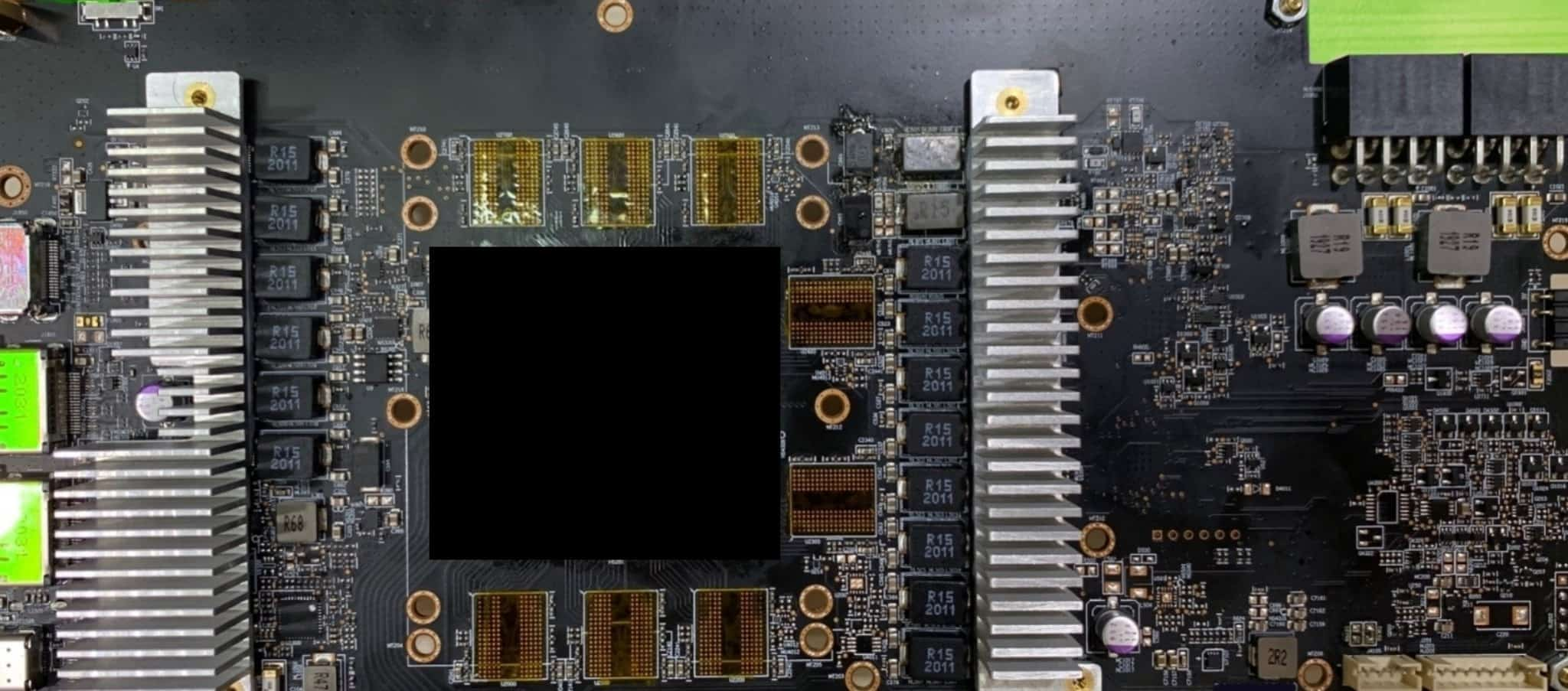 A AMD Radeon 6000