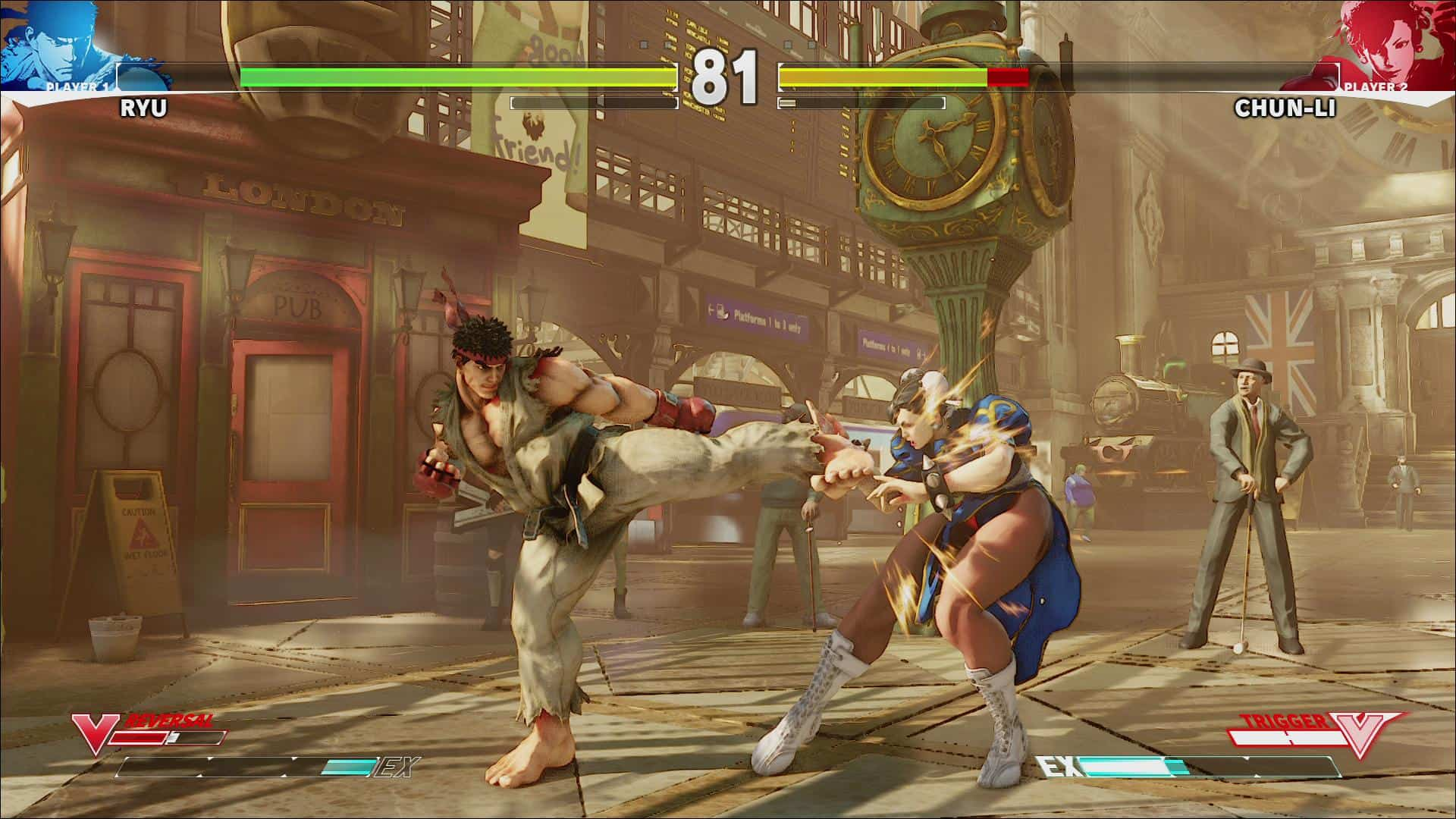 Street Fighter 6 PS5