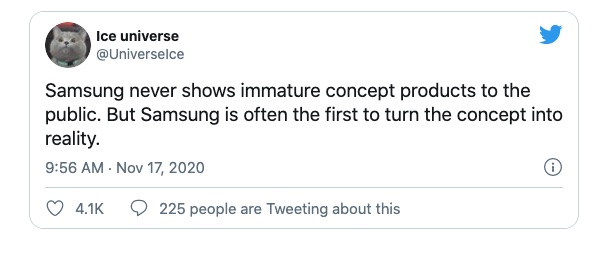 Samsung smartphone desenrola