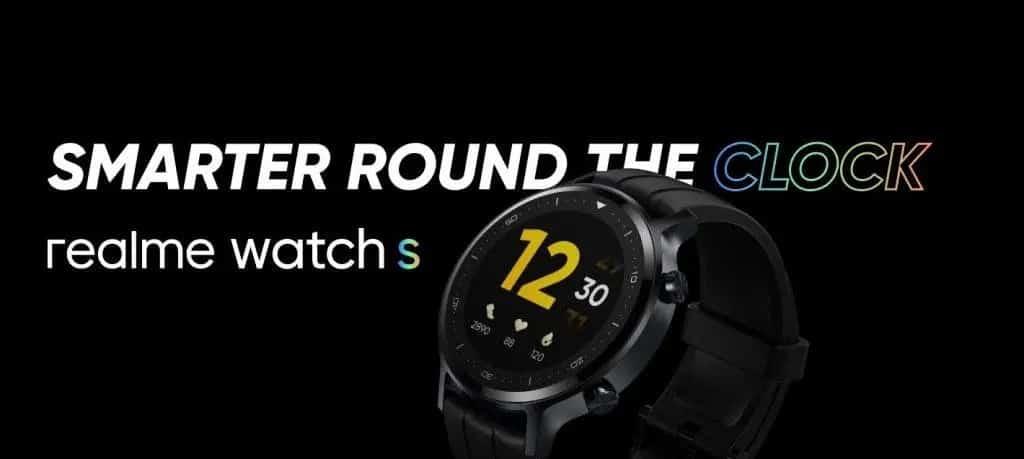 Realme Watch S