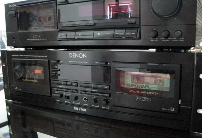 primeiro gravador de CDs