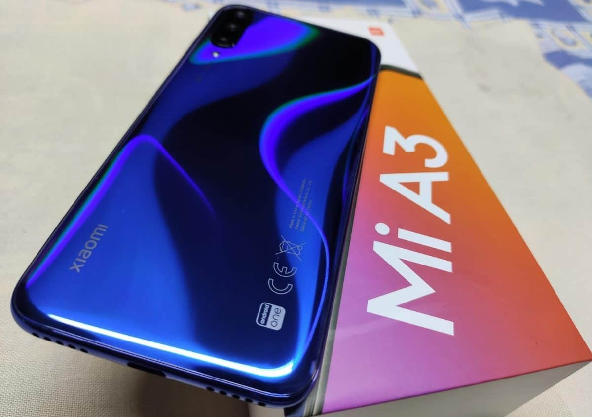 Alerta Xiaomi Mi A3
