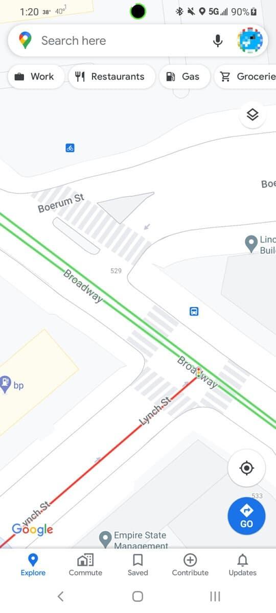 Muitas novidades no Google Maps