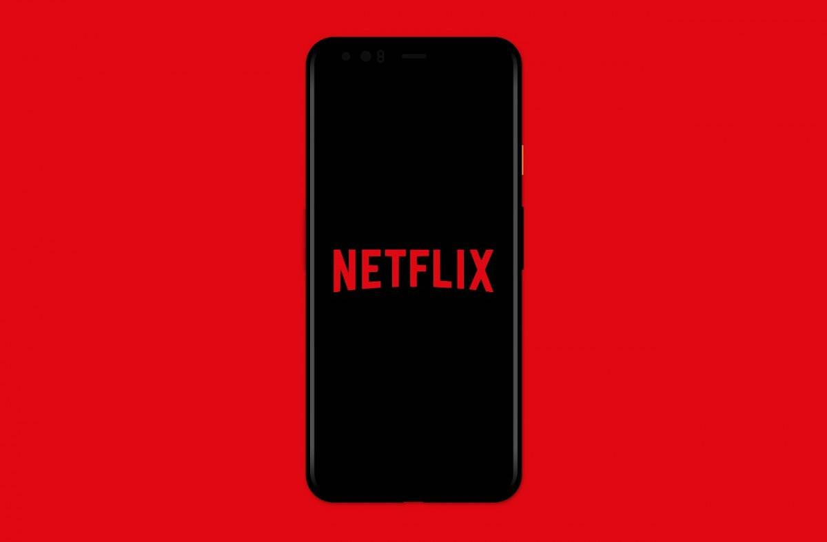 Netflix partilha conta