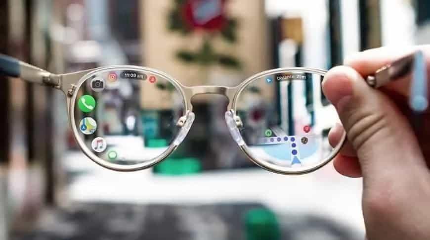 Apple Glass inovações