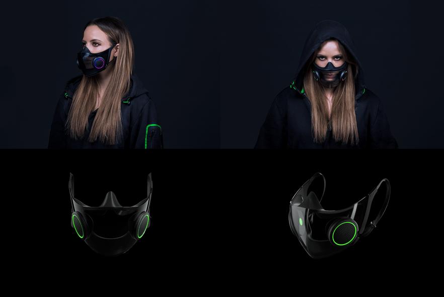 Razer máscara