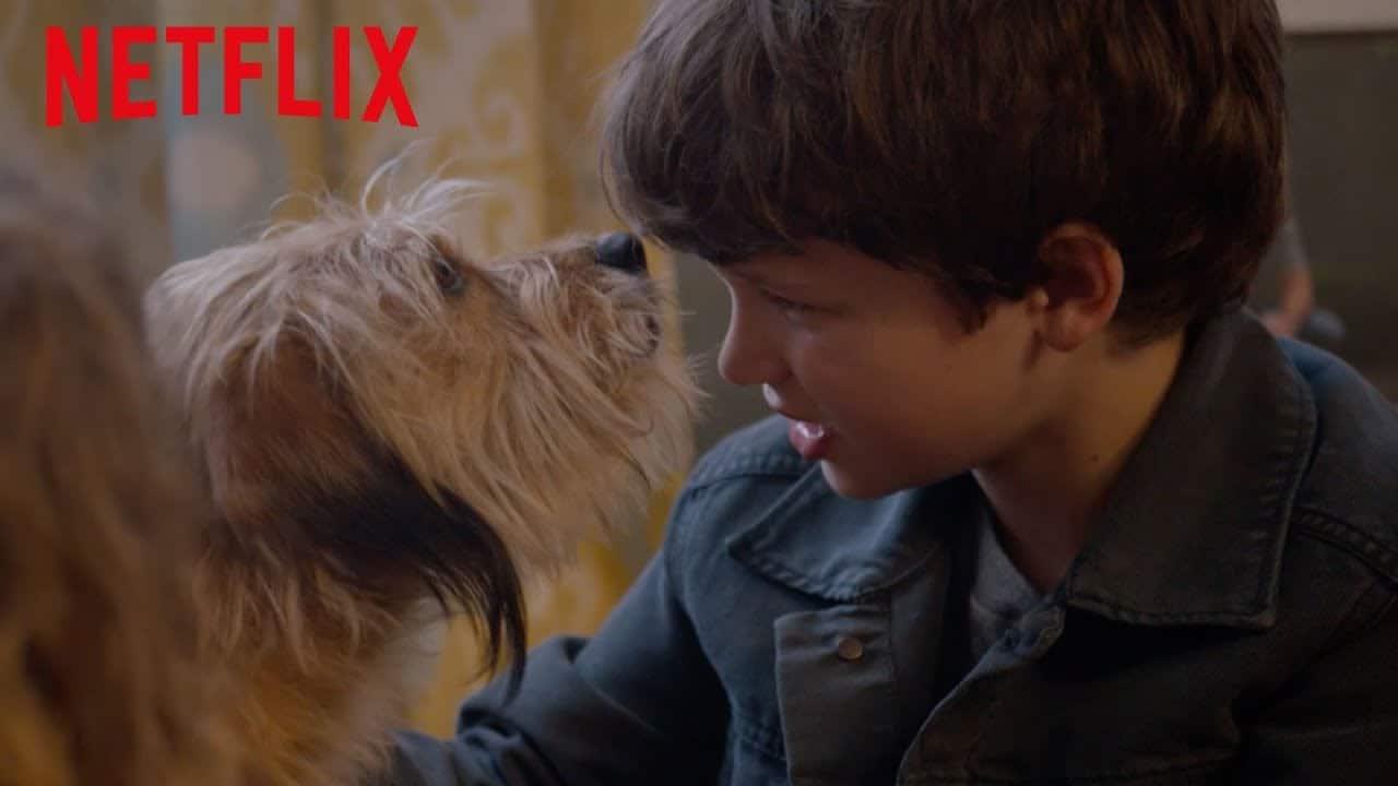 Netflix para filhos