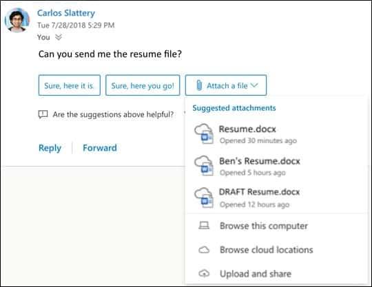 Microsoft Outlook Windows