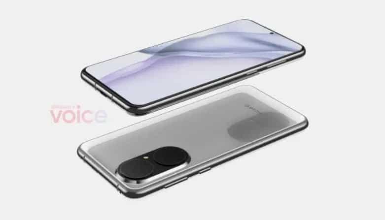 Huawei P50 capa