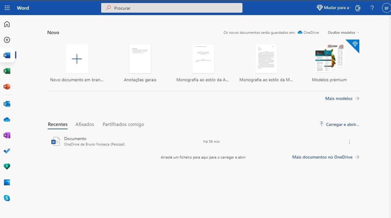 Office 365 grátis