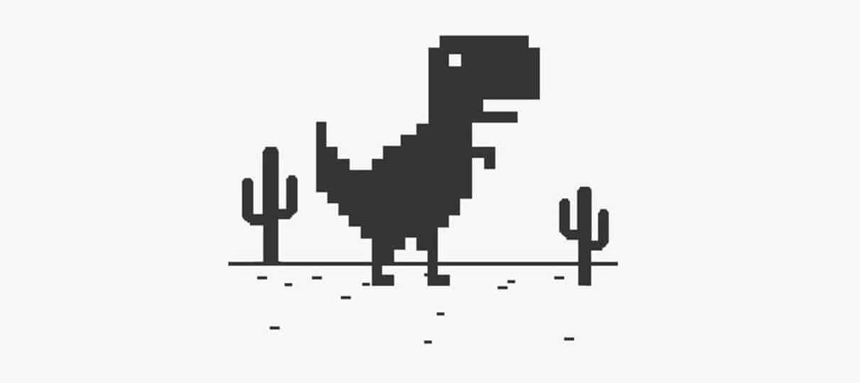 dinossauro google jogos olímpicos