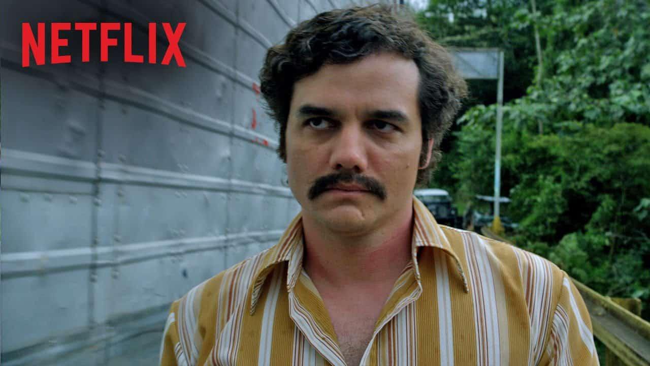 séries Netflix pontuação