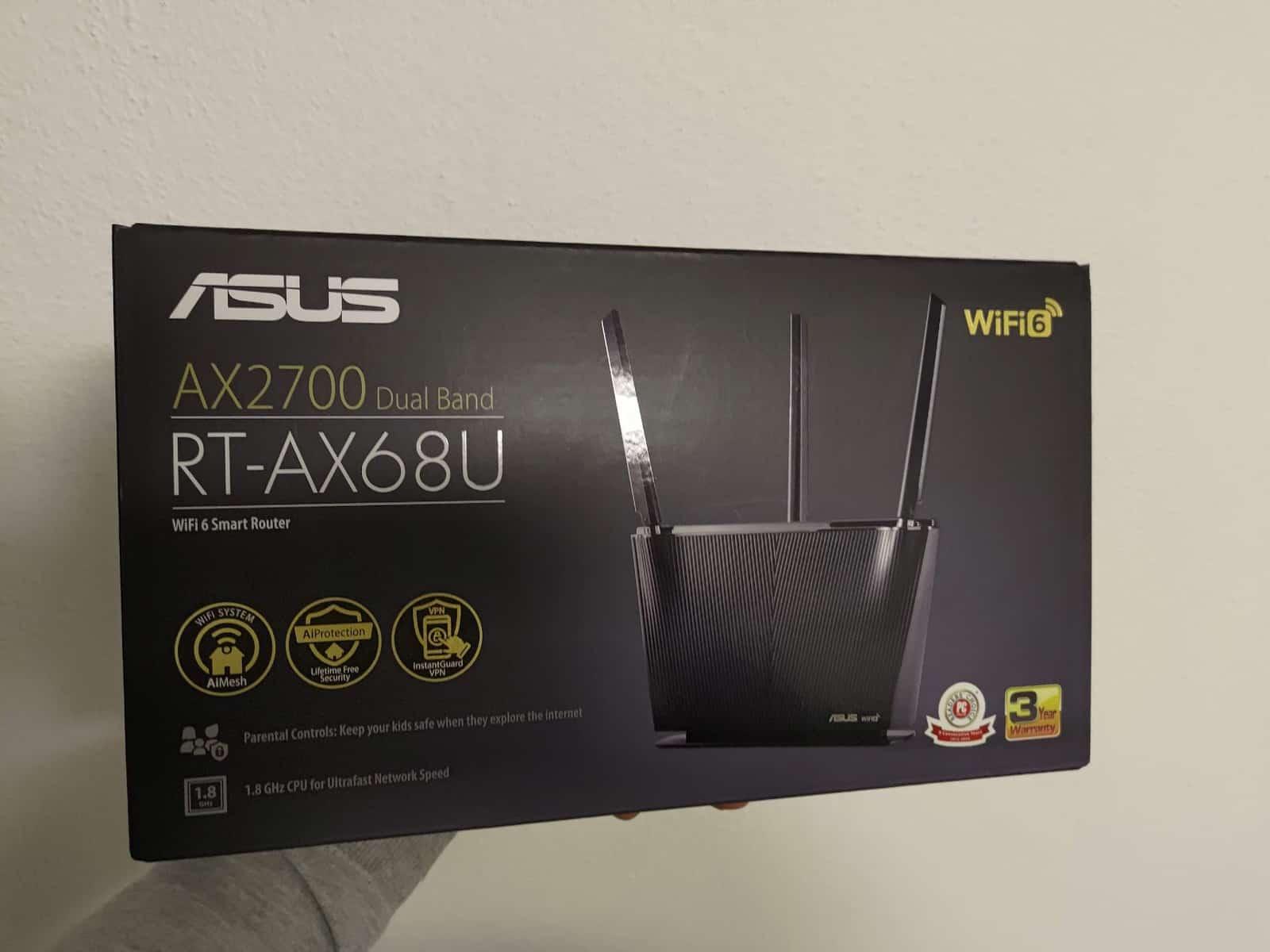 ASUS RT-AX68U
